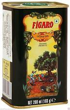 Figaro Pure Olive Oil for Hair Care Skin Moisturizer Edible Massage Oil 200ML FS
