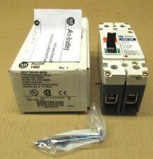 1 Nib Allen Bradley 140U-H6C2-C30 140Uh6C2C30 Circuit Breaker Mccb 30 Amp 480 V