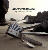 JAMIROQUAI high times (singles 1992-2006) (CD album) EX/EX 88697019962 best of