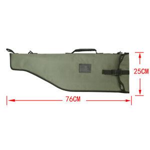 Tourbon Gun Bag Shotgun Tube Protect Breakdown Barrel Scabbard Carry Case Nylon
