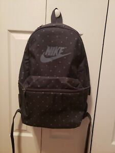 Nike Backpack, dark blue /gray