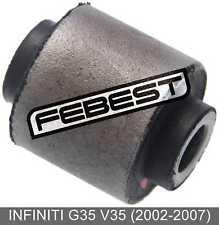 Arm Bushing For Rear Track Control Rod For Infiniti G35 V35 (2002-2007)