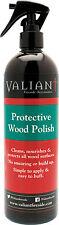 Valiant Protective Wood Polish for Bare, Varnished, Waxed, Treated Wood - FIR151