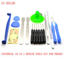 18 in 1 Repair Tool Kit for iPhone i Pad Samsung Galaxy S3 S4 HIGHEST QUALITY