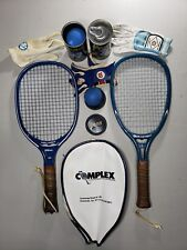 Racquetball Rackets, Balls and Gloves