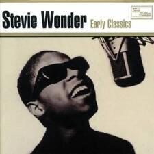 STEVIE WONDER Early Classics NEW & SEALED CLASSIC  SOUL R&B MOTOWN CD (SPECTRUM)