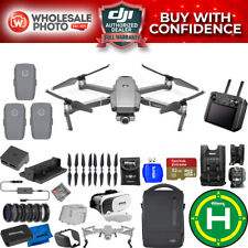DJI Mavic 2 Zoom ALL YOU NEED Mega Bundle with Smart Controller and Fly More Kit