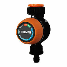 Holman 2Hr Mechanical Tap Timer with rubber grip