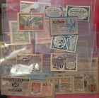 25 different Austrian notgeld, early 1920s, Uncirculated