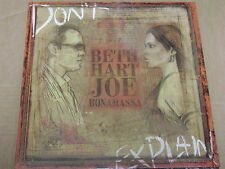 Hart, Beth & Joe Bonamass - Don't Explain,  180g Vinyl  New