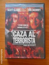 DVD CAZA AL TERRORISTA (HOMELAND SECURITY) (5H)