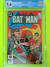 BATMAN #368 CGC 9.6 = Jason Todd Officially becomes Robin