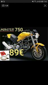 Kit Cadena Ducati Monster 750