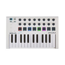 Arturia MiniLab MKII 25-Key USB MIDI Keyboard Controller +Picks