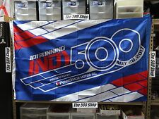2017 Indianapolis 500 101ST Running Event Collector Flag Banners PennGrade Oil
