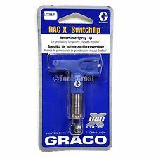 Graco Rac X SwitchTip  LTX517 Latex Paint Spray Tip 517