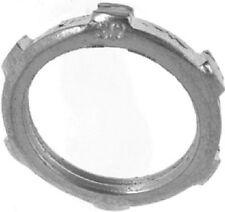 """Thomas & Betts (200 Pack) LN101 1/2"""" Steel Locknut-Zinc Plated, Rigid/IMC"""