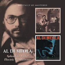 Al Di Meola : Splendido Hotel/Electric Rendezvous CD (2012) ***NEW***