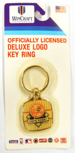1990 Wincraft Deluxe New York Yankees Key Ring