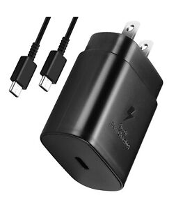 USB-C Super Fast Wall Charger-25W Note 20/S20 Ultra/Note10/10+/S20+/S20 Non OEM
