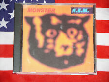 Monster by R.E.M. (Cd, Sep-1994, Warner Bros.) Music Pop Rock Rem