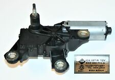 VW Polo 6N2 2000 to 2001 Rear Wiper Motor For Tail Gate 6X0 955 711 C