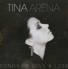 Songs of Love & Loss 5099951616526 by Tina Arena CD