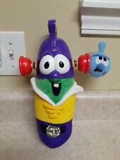 Fisher Price VeggieTales LARRY-BOY Interactive Plush with Super-Suction Ears
