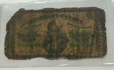 1870 Dominion of Canada 25C 25 Cents Note