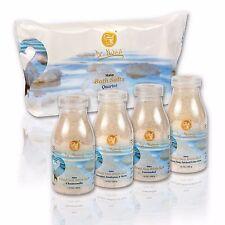 Dr.Nona - Halo Bath Salts Quartet - Dead Sea Minerals Organic Natural Spa 1.2 kg