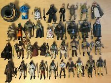 "Star Wars Jabba's Sail Barge/Jabba's Palace 3.75"" Figure Lot - WEEQUAY WOOOF"