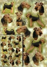 Welsh Terrier Gift Wrapping Paper By Starprint - Auto combined postage