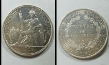 FRENCH INDO China 1 Piastre 1903 - A KM#5a.1 Indochine