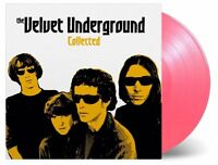 THE VELVET UNDERGROUND - COLLECTED (LIMITED  PINK VINYL)  2 VINYL LP NEW+