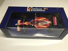 Minichamps 1998 Jacques Villeneuve Williams Mecachrome Launch Version 1/18 NIB