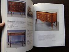 """Catalogue de vente Mobilier Villa """"Le Croquet"""" Lille 14 rue des Jardins 2001"""