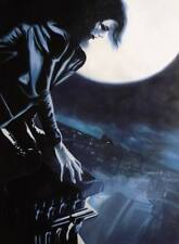 Underworld Kate Beckinsale Painting 40x28 NOT print /poster.Framing available.