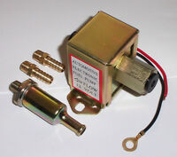 SOLID STATE ELECTRIC FUEL PUMP / FACET CUBE TYPE PETROL LIFT PUMP