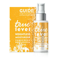 True Level All Day Weightless Moisturizer with Sunscreen SPF 25 Face Lotion 60ml