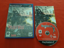 World Guerra Zero Ironstorm PS2 Sony PLAYSTATION 2 Pal Completo Vf