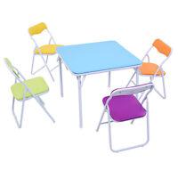 Spongebob Squarepants Folding Kids Table Chair Set