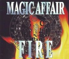 Magic Affair Fire (1994) [Maxi-CD]