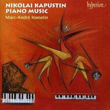 Marc-Andr Hamelin - Piano Music [New CD]