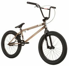 """Fit Bike Co Series One (Trans Gold) 20"""" BMX Bicycle 21"""" Top Tube 2020"""