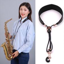 Sax Strap Alto Saxophone Althorn EWI Adjustable Neck Belt Music Instrument Parts