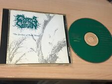 THORNS OF THE CARRION The Gardens Of Dead Winter CD (1994 Wild Rags) thergothon