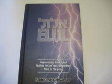 RABBI DOVID GOLDWASSER Elul: Inspirational and thought provoking divrei chizuk