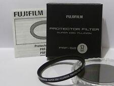 FILTRO NEUTRO X PROTEZIONE ORIGINALE FUJI FUJIFILM FUJINON 52mm PRF-52 35mm f1,4