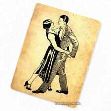 Tango Dancers Deco Magnet, Decorative Fridge Refrigerator Mini Gifts