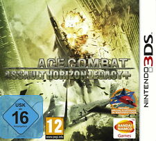 Ace Combat Assault Horizon Legacy, Nintendo 3DS 3D Spiel